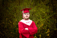 Wyatt Cap and Gown